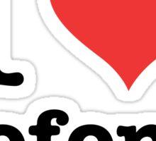 I Love Mofongo Sticker