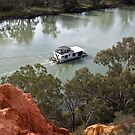 Cruising on the Murray by Hans Kawitzki
