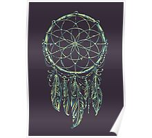 Dream Catcher Acid Poster