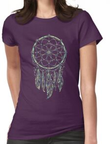 Dream Catcher Acid Womens Fitted T-Shirt