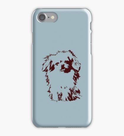 Pekingese VRS2 iPhone Case/Skin