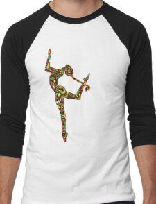 Gracie Men's Baseball ¾ T-Shirt