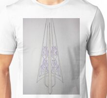 pinstriping 1 Unisex T-Shirt