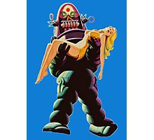 Robby the Robot (PD) Photographic Print