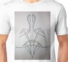 pinstriping 2 Unisex T-Shirt
