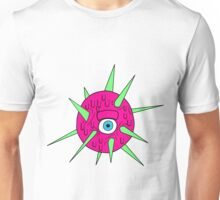 Spiky Ball Character - Watermelon Edition Unisex T-Shirt