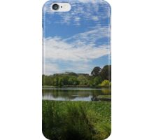 Lake Burley Griffin  iPhone Case/Skin