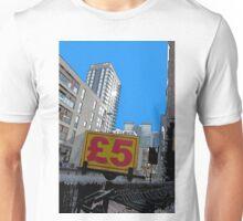 Cheap skyline! Unisex T-Shirt