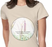 Lovers, Rumi Womens Fitted T-Shirt