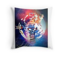 Earthbound Pillow Design Throw Pillow