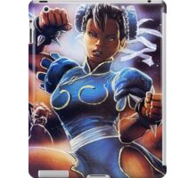 Chun-Li Street Fighter 2 Fan items! iPad Case/Skin