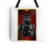 Devil Tarot Tote Bag