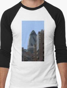 The Gherkin Men's Baseball ¾ T-Shirt
