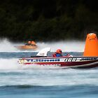 2016 Taree Race Boats 02 by kevin chippindall