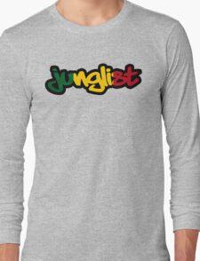 Rasta Junglist Long Sleeve T-Shirt