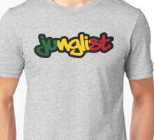 Rasta Junglist Unisex T-Shirt