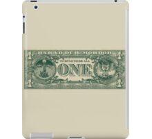 The One Bill. iPad Case/Skin