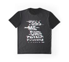 Tell Me One Thing VHS Graphic T-Shirt