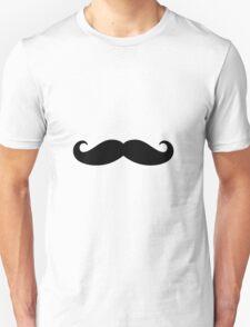 Black Mustage Unisex T-Shirt