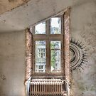 window in an abandoned castle by Nicole W.