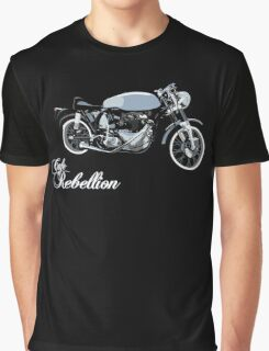 Cafe Rebellion Graphic T-Shirt