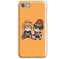 Chibi 1 Haikyuu!! Anime iPhone Case/Skin