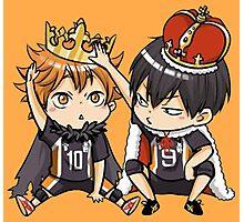 Chibi 1 Haikyuu!! Anime Photographic Print