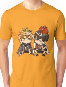 Chibi 1 Haikyuu!! Anime Unisex T-Shirt