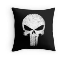 Aged Punishment Throw Pillow