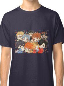 Chibi 7 Haikyuu!! Anime Classic T-Shirt