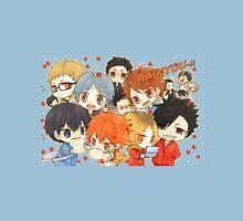 Chibi 7 Haikyuu!! Anime Unisex T-Shirt