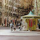 Morning, Martin Place by Freda Surgenor