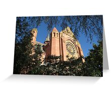 Holy Trinity, Launceston Greeting Card