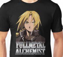 Edward Elric Fullmetal Alchemist Anime Unisex T-Shirt