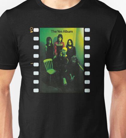 Yes - The Yes Album Unisex T-Shirt