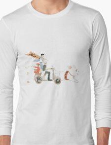 Gintoki Sakata Gintama Anime Long Sleeve T-Shirt