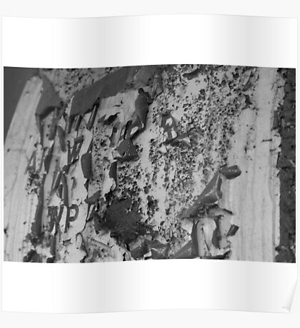 Urban Decay - Paint 002 Poster