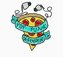 Pop Punk Defender (Colour) Unisex T-Shirt