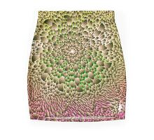 Scales Mini Skirt
