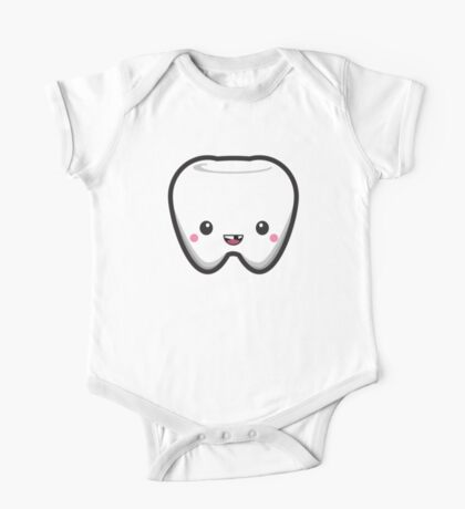 Toothless Tooth One Piece - Short Sleeve