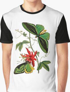 TIR-Butterfly-5 Graphic T-Shirt