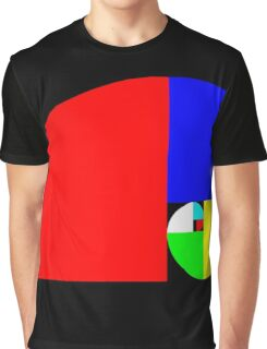 Golden ratio colorful Graphic T-Shirt
