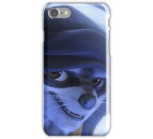 Sly cat iPhone Case/Skin