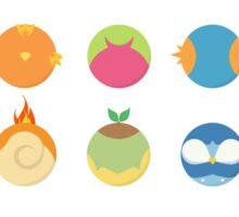 Generations  Sticker