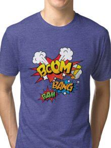 Boom Tri-blend T-Shirt