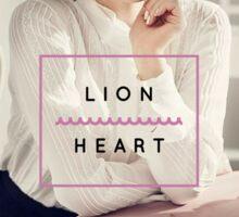 Girl's Generation Taeyeon SNSD Lion Heart  Sticker