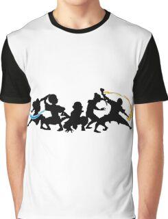 The Gaang Graphic T-Shirt