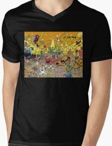 In Jail Mens V-Neck T-Shirt