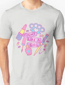 Girl Fighter Unisex T-Shirt