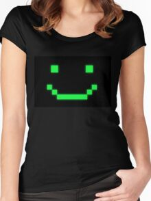 Computer Women's Fitted Scoop T-Shirt